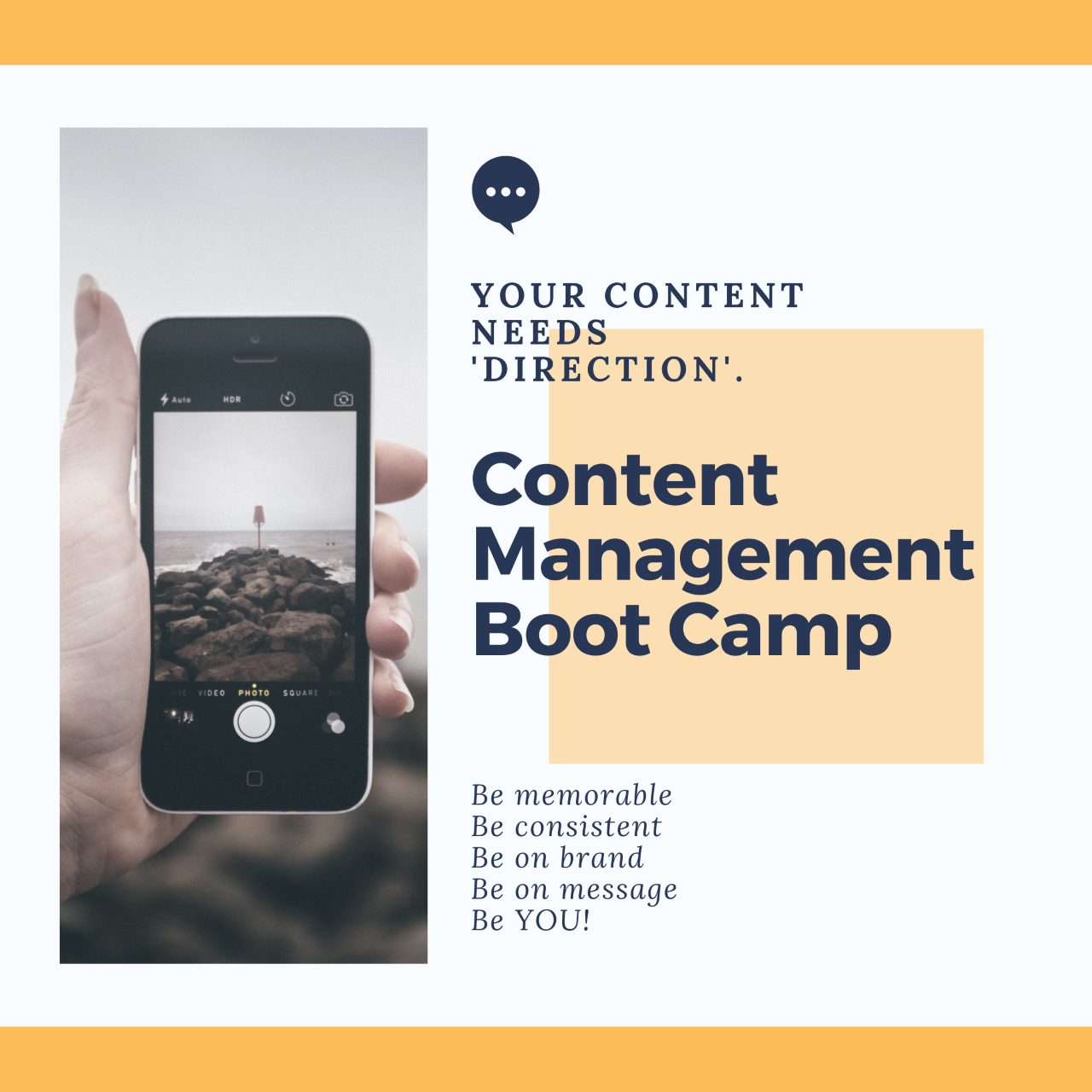 Content Management Boot Camp
